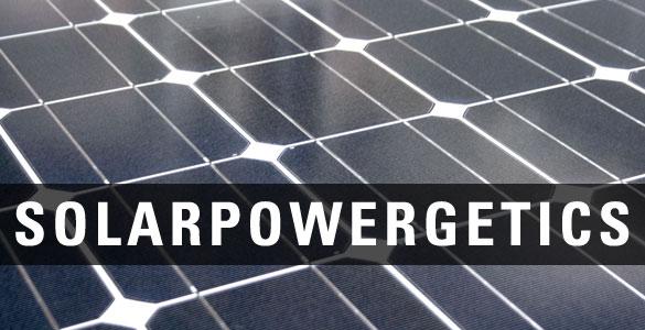 Welcome to Solarpowergetics