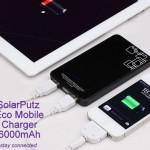 SolarPutz Eco Mobile Charger